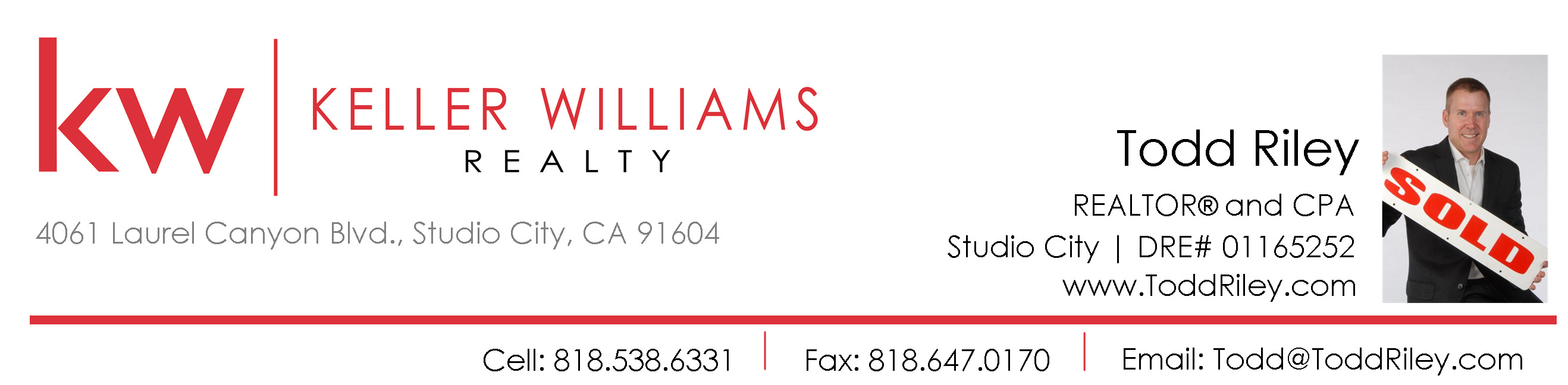 Todd Riley - Woodland Hills Condos Real Estate Agent